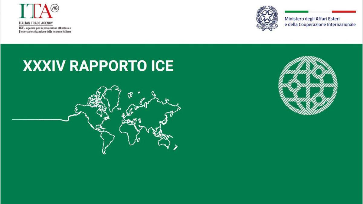 Rapporto ICE 2020